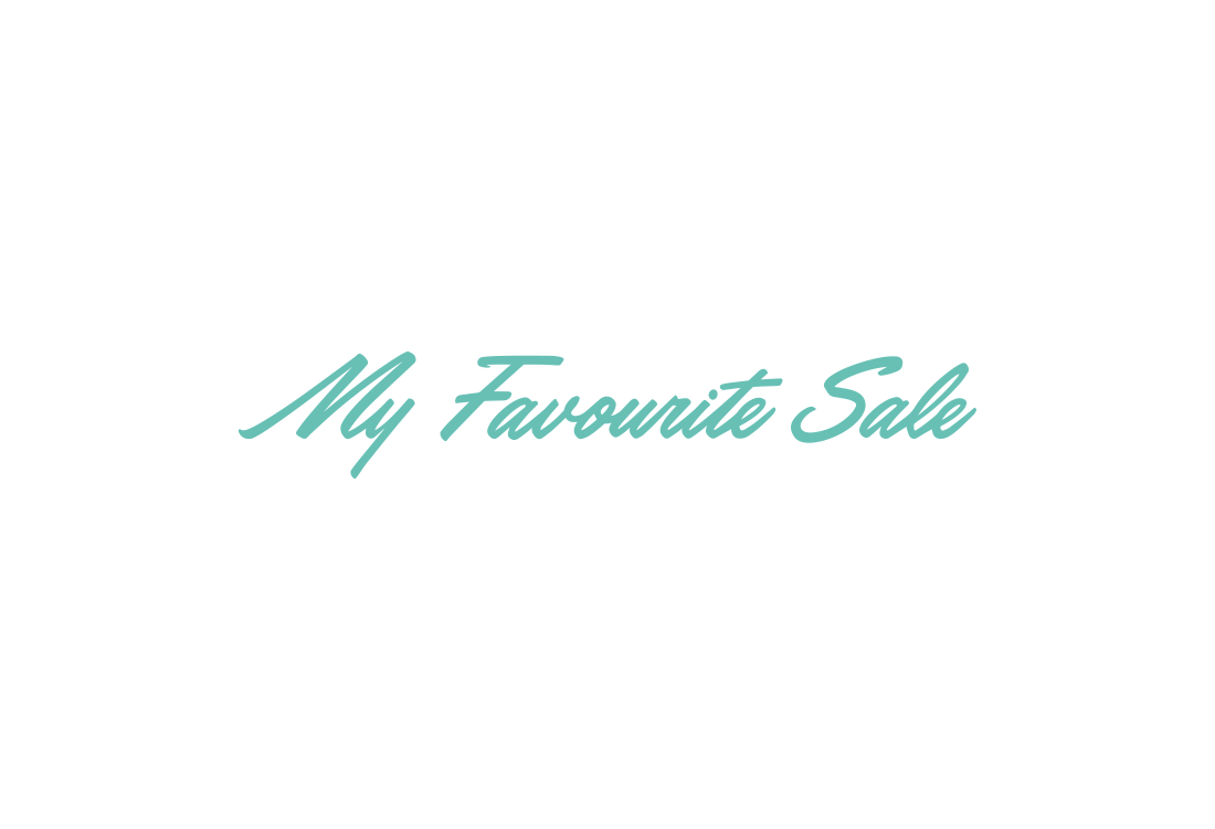 My Favourite Sale logo