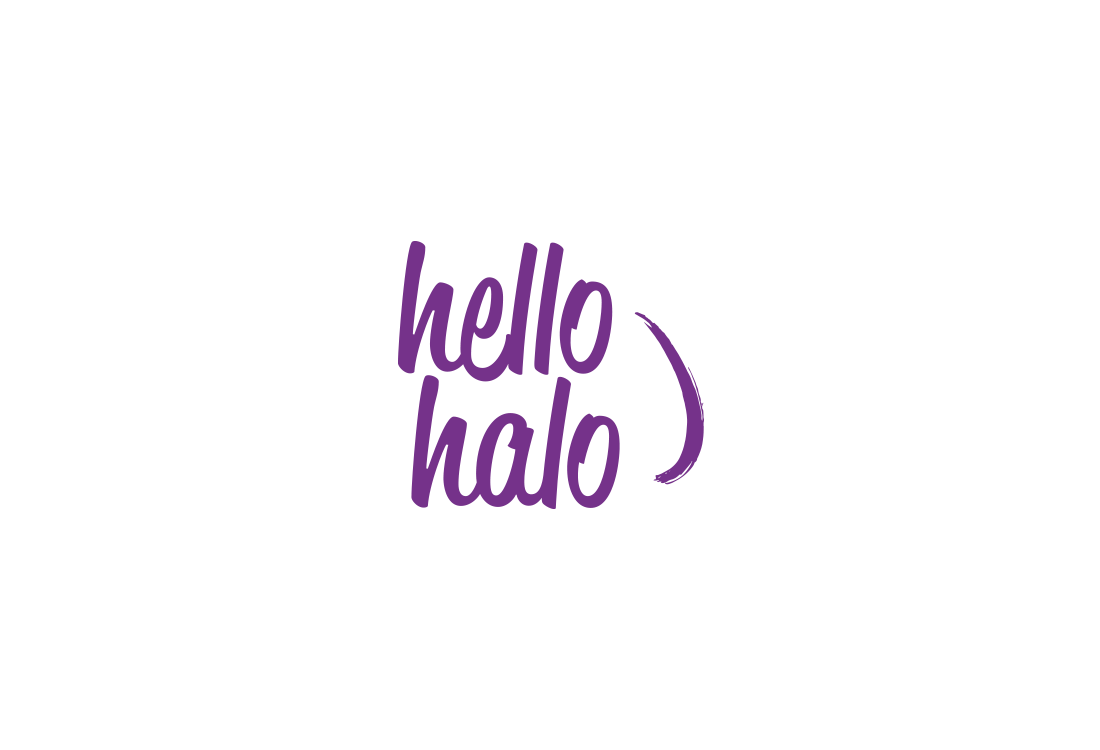Hello Halo logo