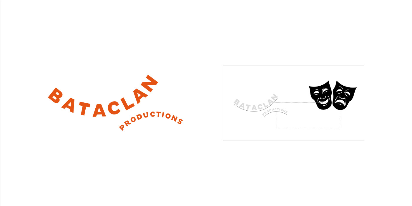 Logo for Bataclan Productions