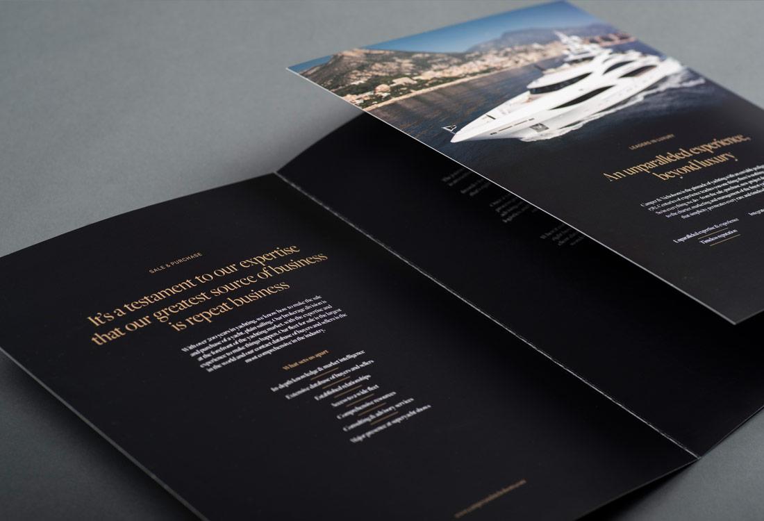 Camper & Nicholsons department brochures