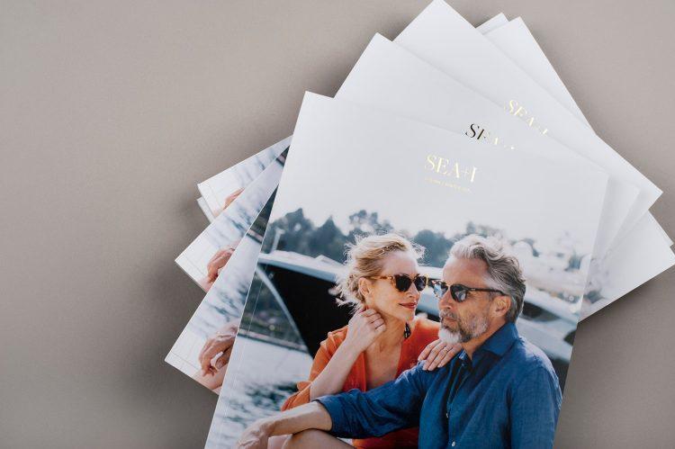 Camper & Nicholsons Sea+I Magazine