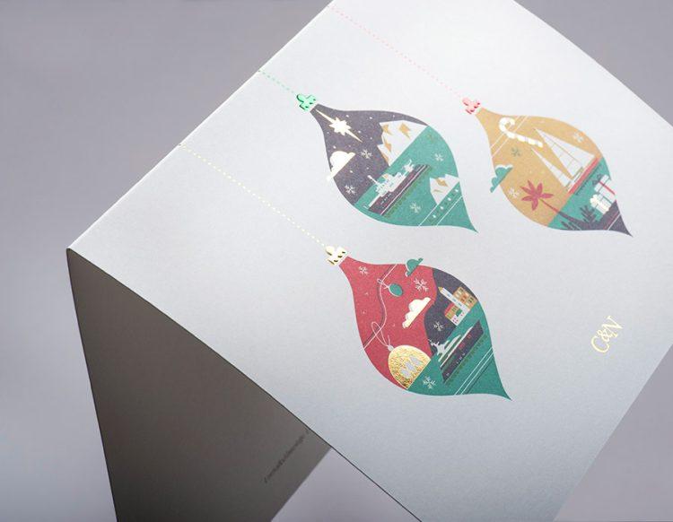 Camper & Nicholsons holiday card