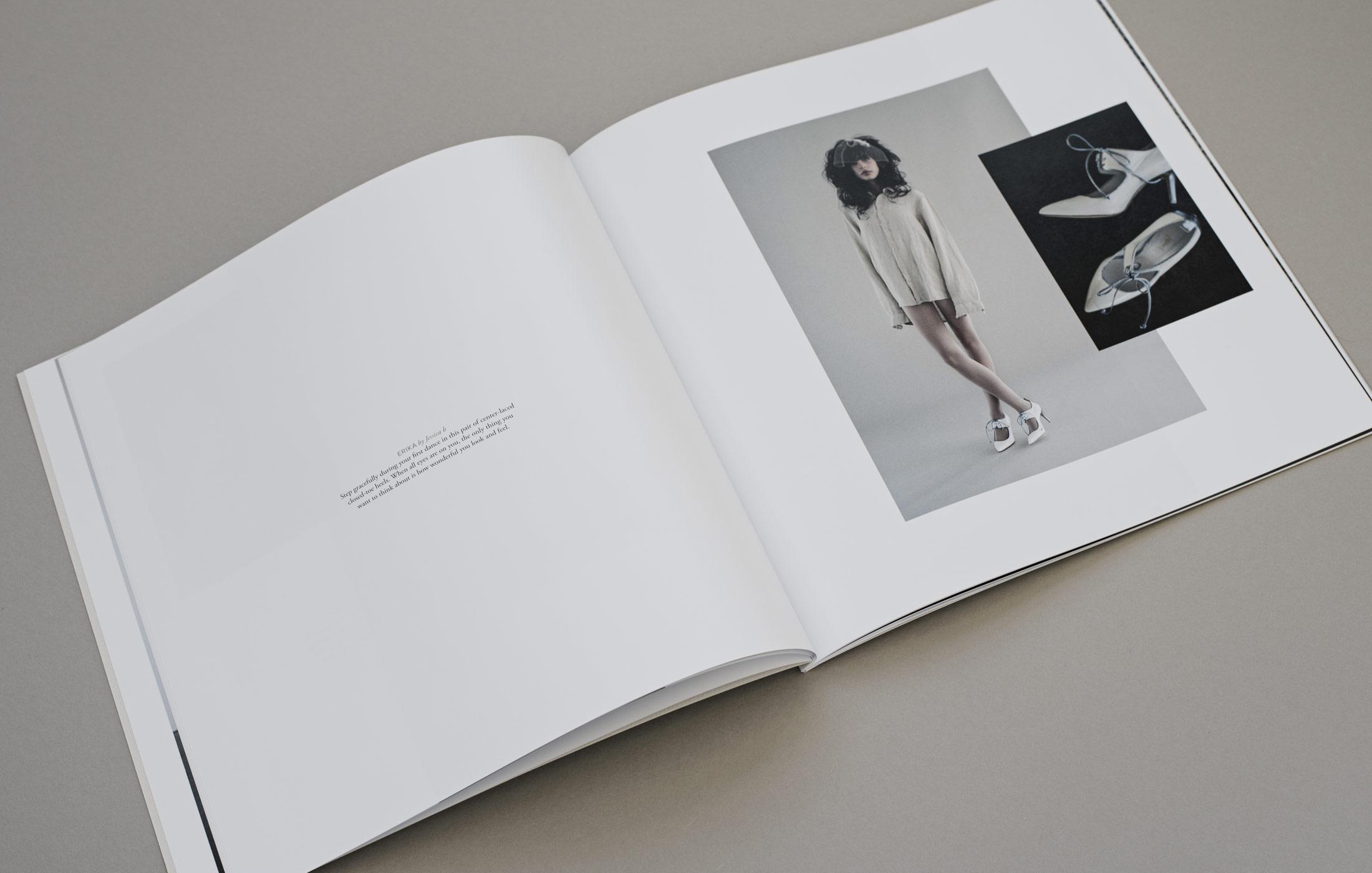 Jessica Bedard lookbook