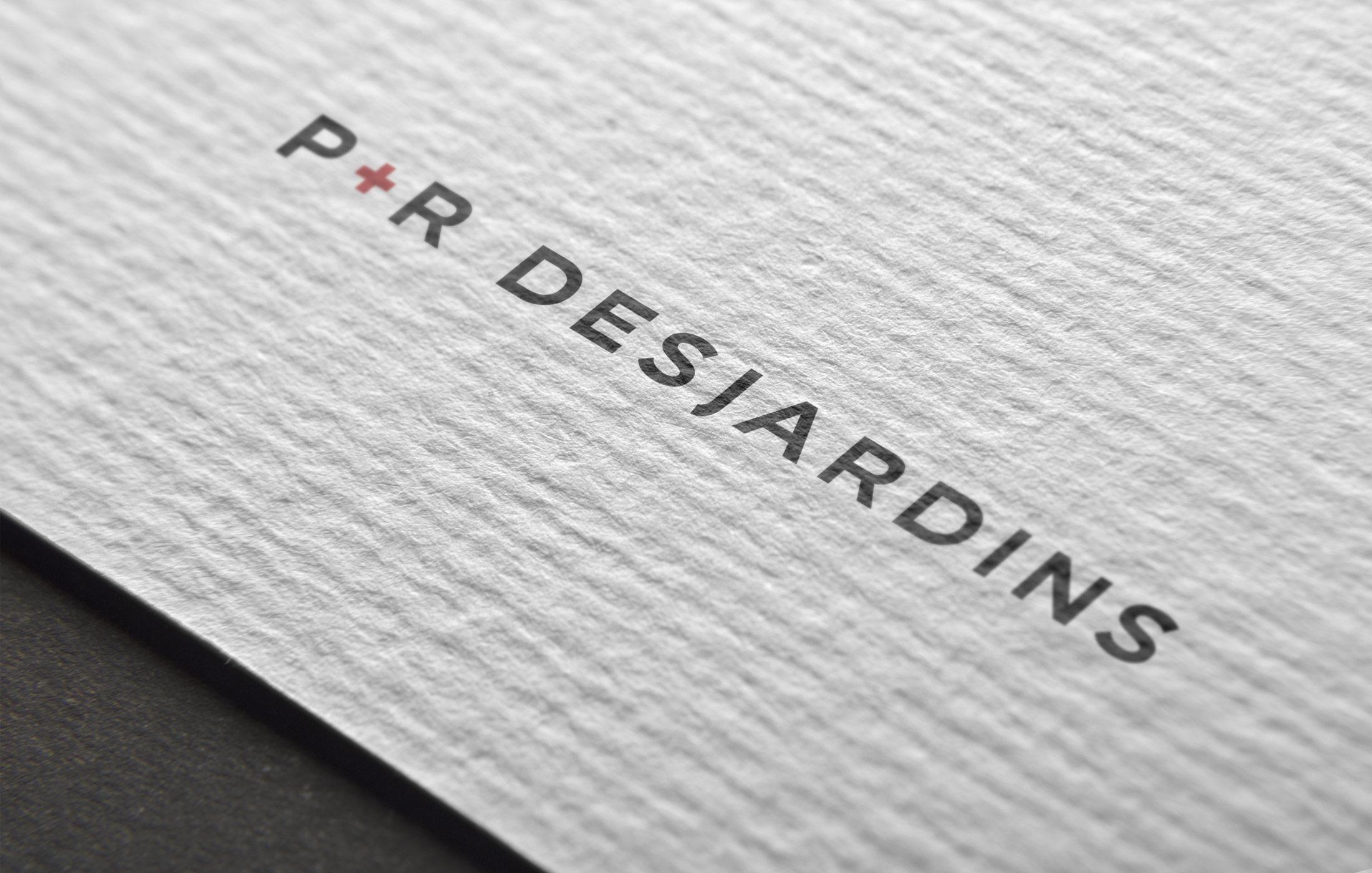 P&R Desjardins logo