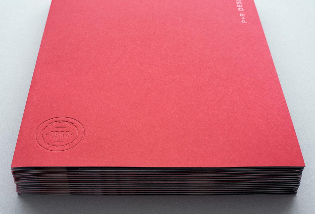 Folder for P&R Desjardins