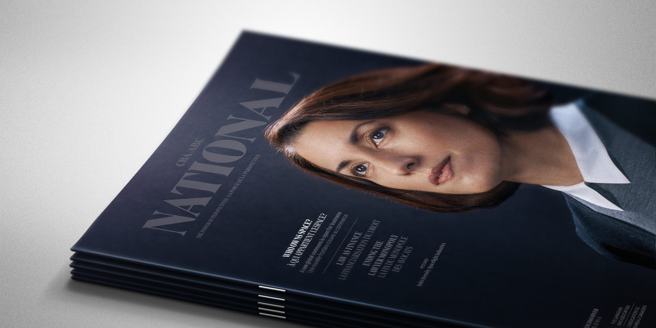 The Canadian Bar Association's National Magazine