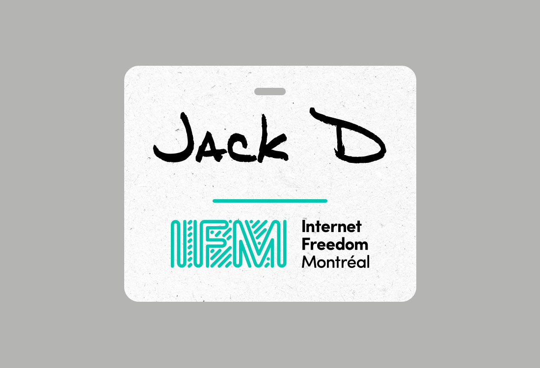 Internet Freedom Montreal conference