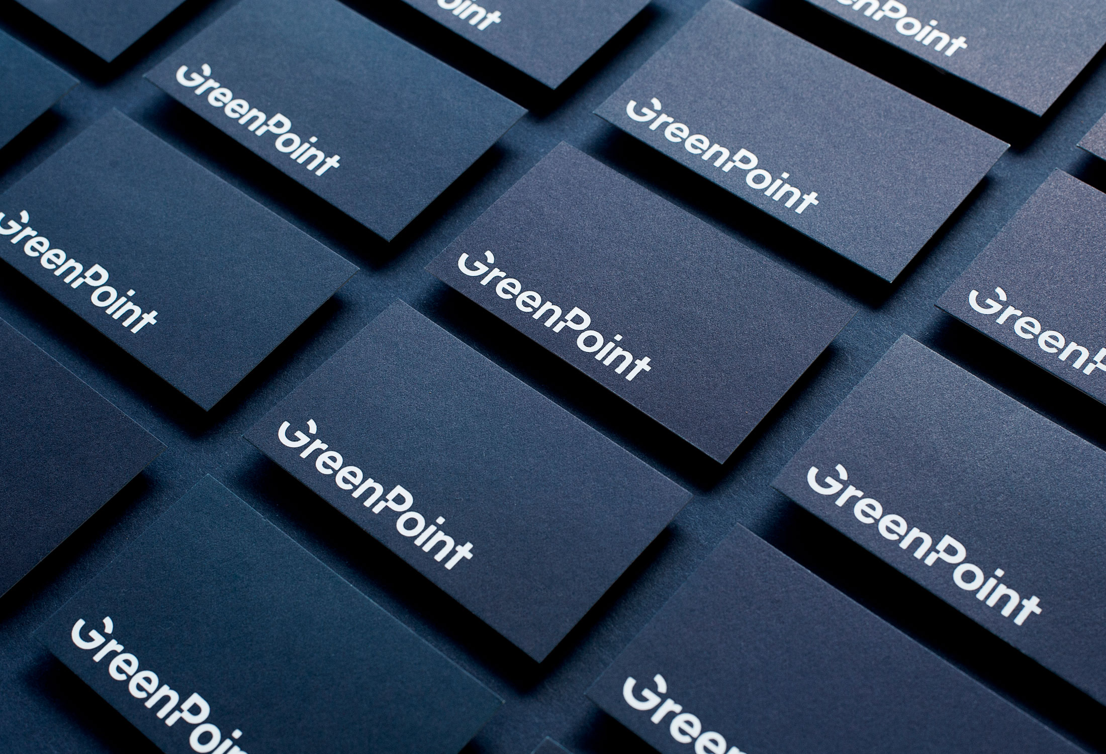 GreenPoint Partners business cards