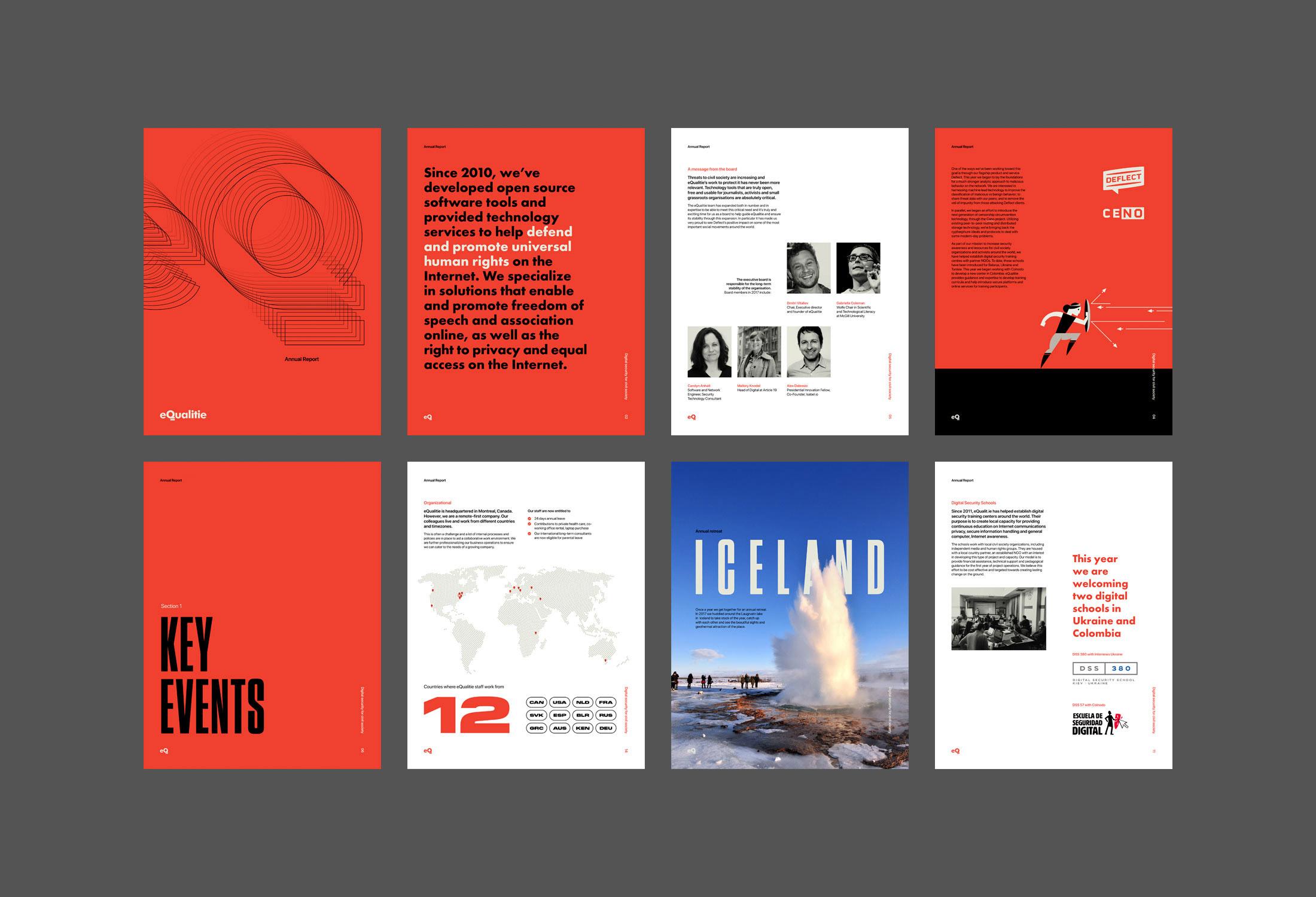 eQualitie Annual Report