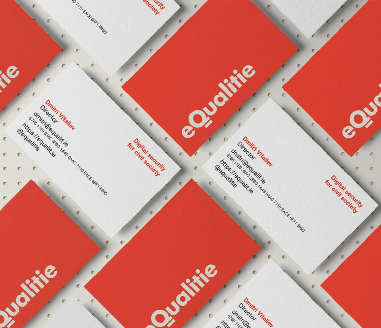 eQualitie stationery